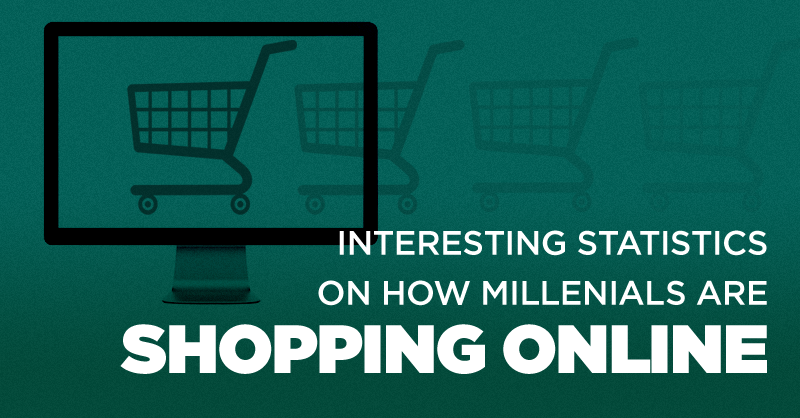 Millennial Shopping Header