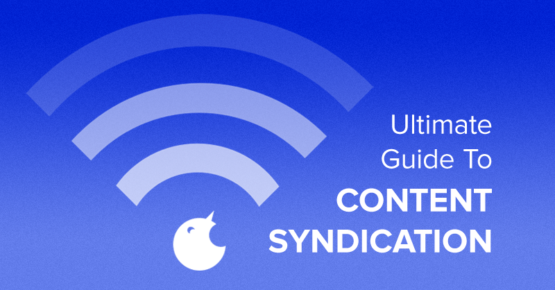 Content Syndication Header