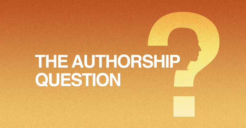 Who Gets The Byline? How Brands Should Navigate Content Authorship via BrianHonigman.com