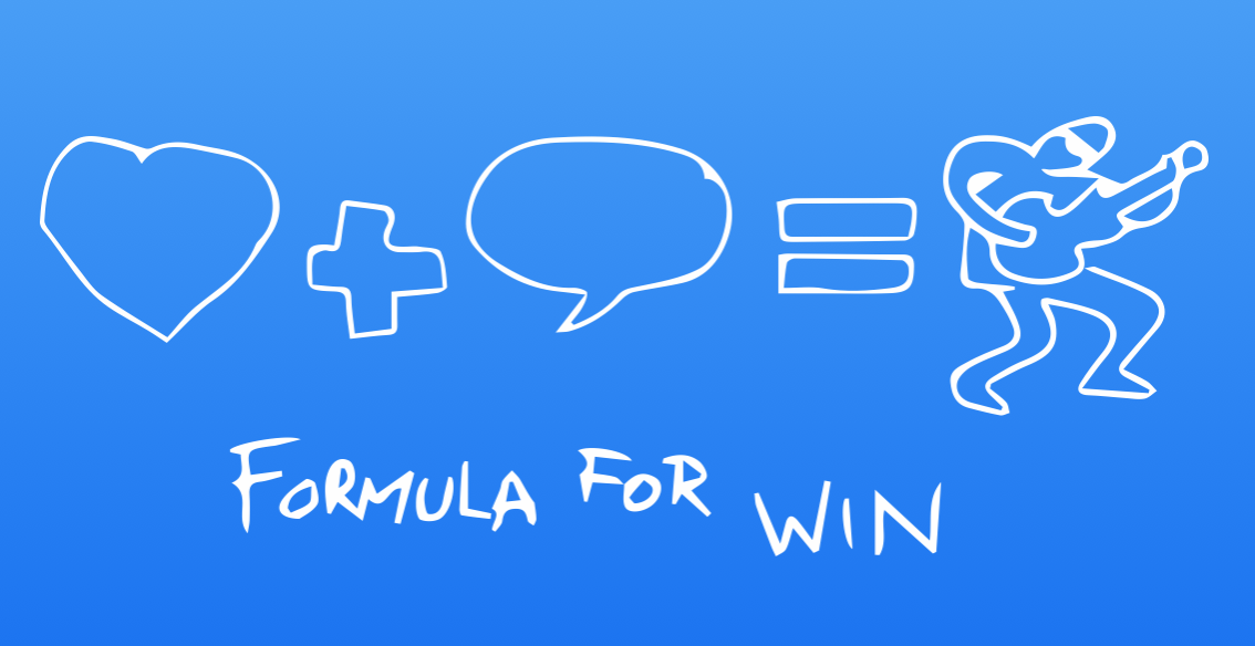 formula for win