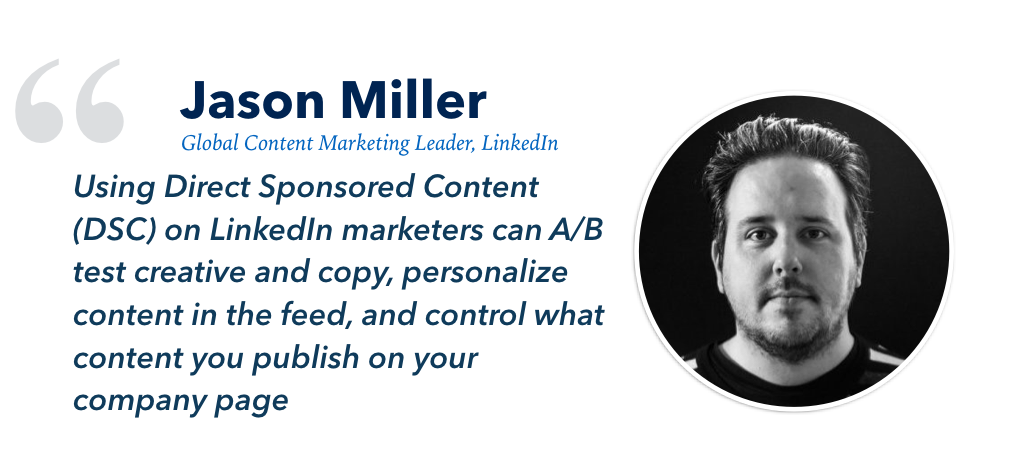 Tips for making better use of content marketing on LinkedIn in 2016 via BrianHonigman.com