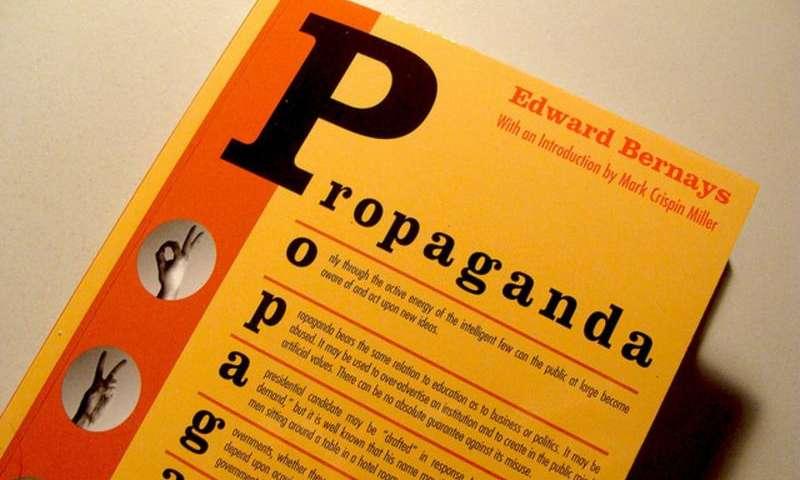 Propaganda Book