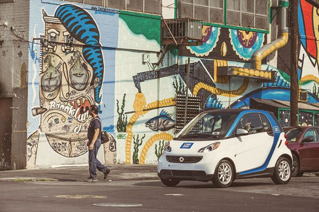 Car2Go in Brooklyn