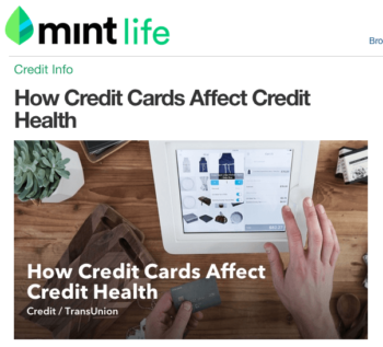 Mint Blog Post
