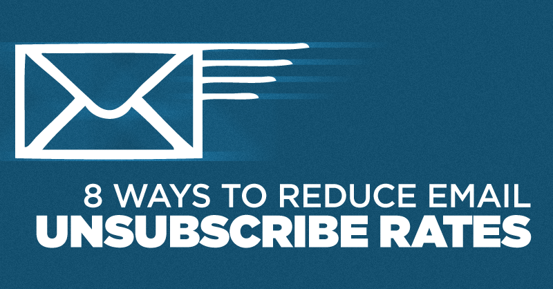 Email Unsubscribe Header