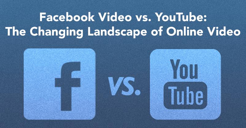 Facebook Video vs. YouTube: Maximizing Results in the Evolving Video Landscape via BrianHonigman.com