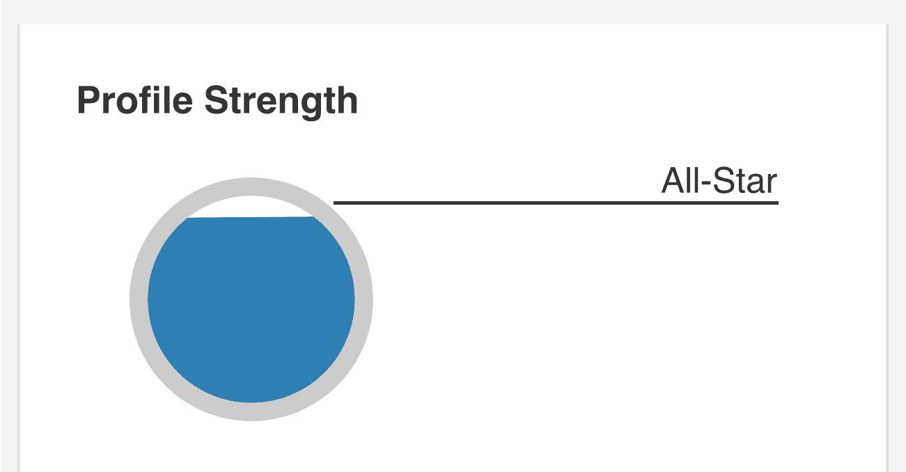 LinkedIn-Profile