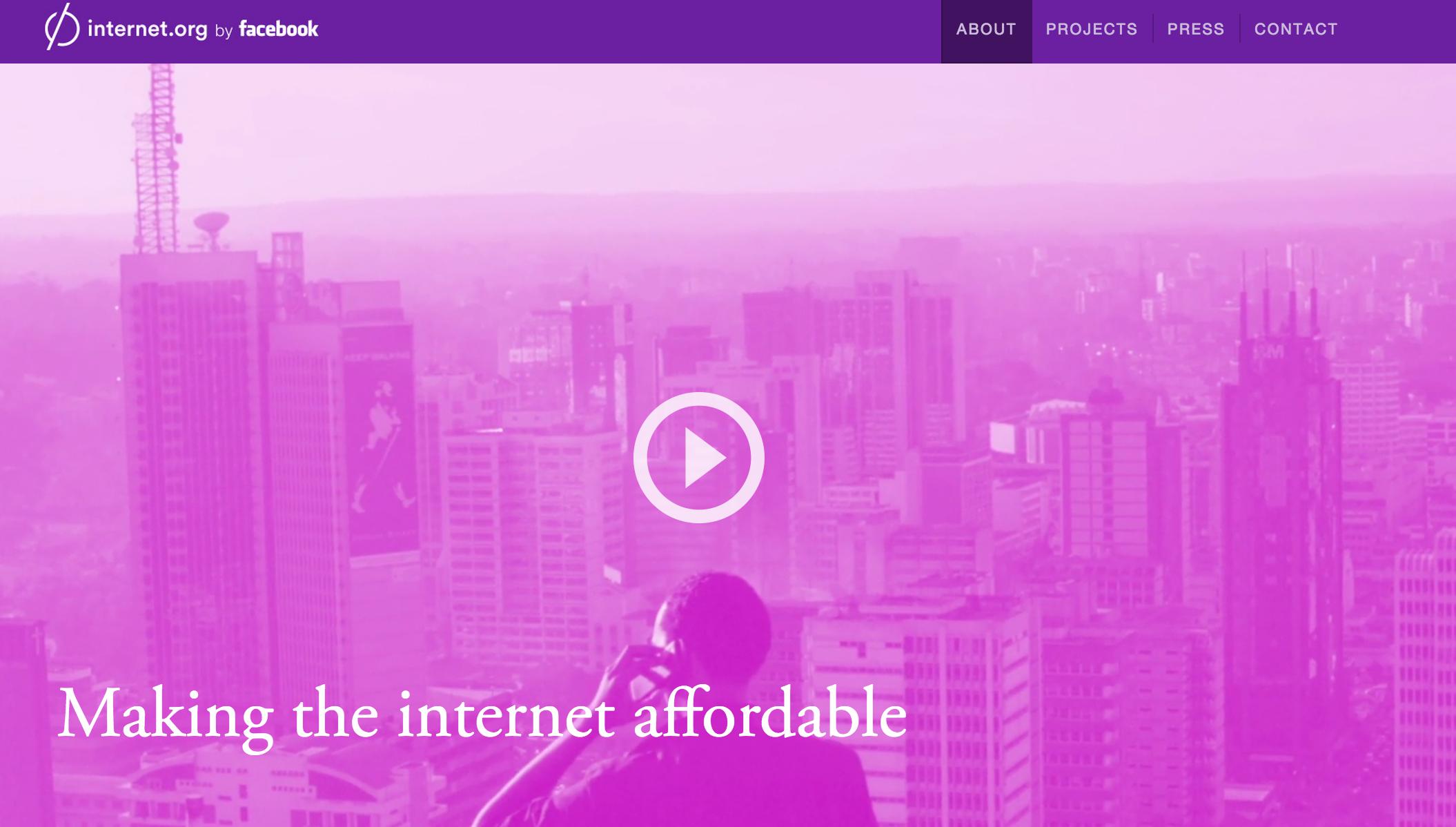 Internet dot org