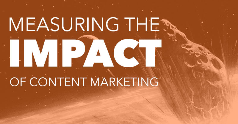 Stay ROI Focused: Measuring the Impact of Your Content Marketing via BrianHonigman.com