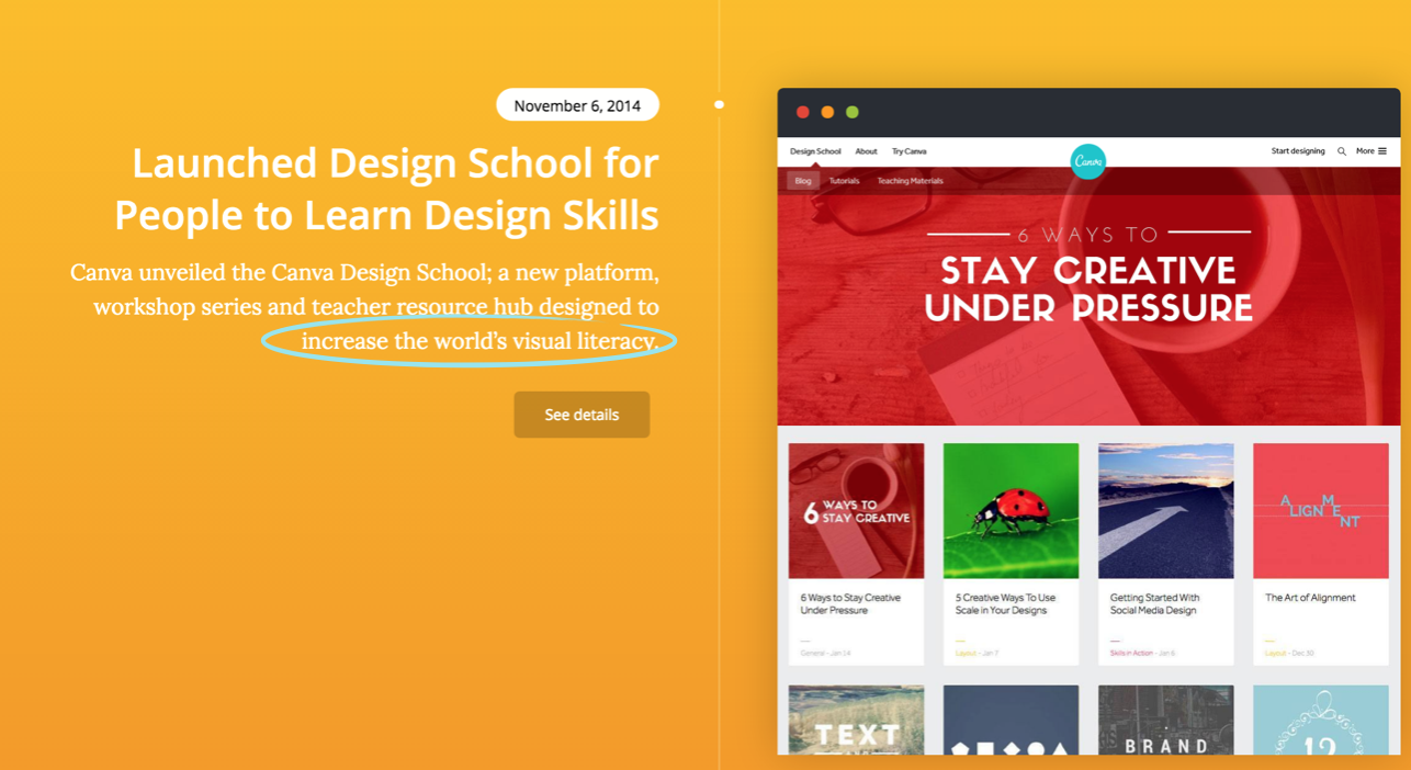 canva design school