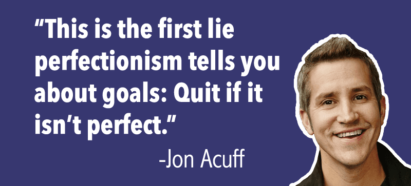 Jon Acuff Quote