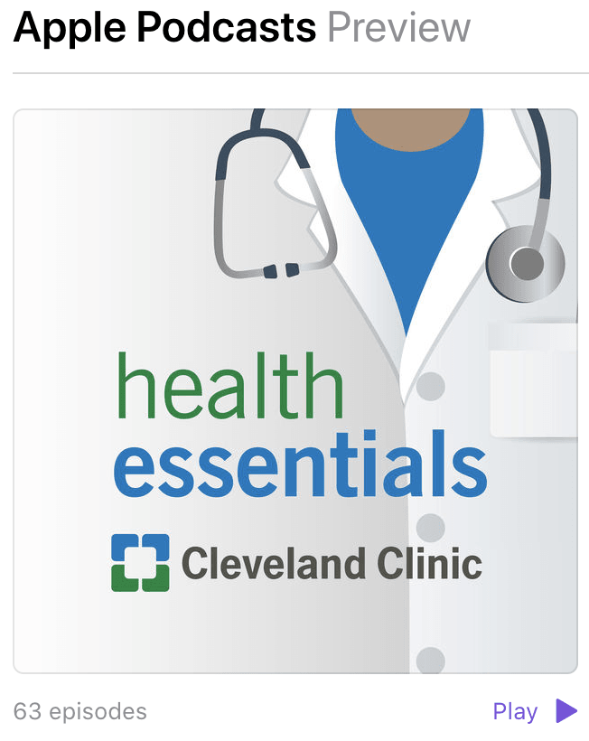 Cleveland-Clinic-Health-Essentials-Podcast